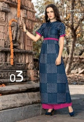 Arena fashion feminista vedic kurtis catalog WHOLESLAE BEST RATE BY GOSIYA EXPORTS (2)