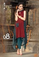 Arena fashion feminista vedic kurtis catalog WHOLESLAE BEST RATE BY GOSIYA EXPORTS (3)