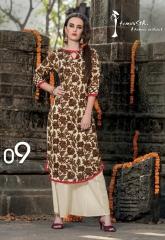 Arena fashion feminista vedic kurtis catalog WHOLESLAE BEST RATE BY GOSIYA EXPORTS (5)