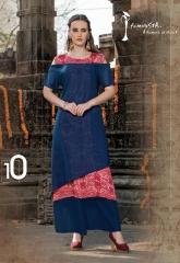 Arena fashion feminista vedic kurtis catalog WHOLESLAE BEST RATE BY GOSIYA EXPORTS (8)