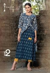 Arena fashion feminista vedic kurtis catalog WHOLESLAE BEST RATE BY GOSIYA EXPORTS (9)