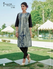 ARENA FEMINISTA SAANJ KURTI WHOLESALE RATE AT GOSIYA EXPORTS SURAT (10)