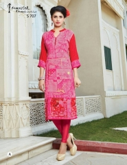 ARENA FEMINISTA SAANJ KURTI WHOLESALE RATE AT GOSIYA EXPORTS SURAT (8)