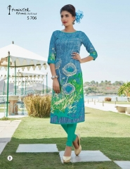 ARENA FEMINISTA SAANJ KURTI WHOLESALE RATE AT GOSIYA EXPORTS SURAT (9)