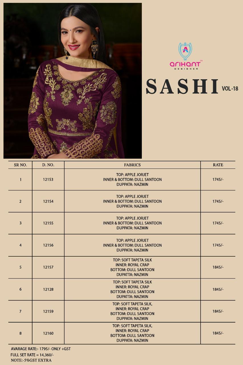 ARIHANT DESIGNER SASHI VOL 18 EID SPECIAL RATE AT GOSIYA EXPORTS SURAT (10)