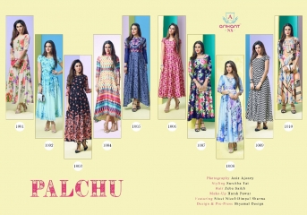 Arihant nx palchu kurties collection wholesale BEAT RATE BY GOSIYA EXPORTS (2)