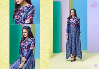 Arihant nx palchu kurties collection wholesale BEAT RATE BY GOSIYA EXPORTS (8)