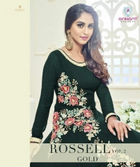 ARIHANT ROSSELL VOL GOLD 2 D.NUM 18012 COLORS WHOLESALE RATE AT GOSIYA EXPORTS SURAT WHOLESALE DEALER AND SUPPLAYER SURAT GUJARAT (1)