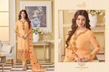 ASHSEE IMAGINE AYESHA TAKIA GEORGETTE EMBROIDERED WHOLESALE SURAT BY GOSIYA EXPORTS (1)