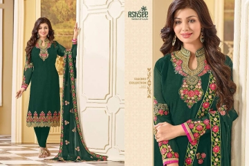 ASHSEE IMAGINE AYESHA TAKIA GEORGETTE EMBROIDERED WHOLESALE SURAT BY GOSIYA EXPORTS (2)