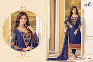 ASHSEE IMAGINE AYESHA TAKIA GEORGETTE EMBROIDERED WHOLESALE SURAT BY GOSIYA EXPORTS (4)