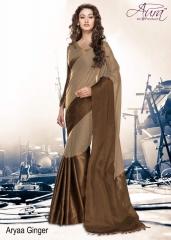 Aura aarya plus cotton silk sarees BY GOSIYA EXPORTS (1)