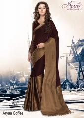 Aura aarya plus cotton silk sarees BY GOSIYA EXPORTS (18)