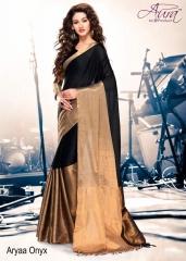 Aura aarya plus cotton silk sarees BY GOSIYA EXPORTS (7)