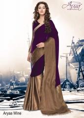 Aura aarya plus cotton silk sarees BY GOSIYA EXPORTS (9)