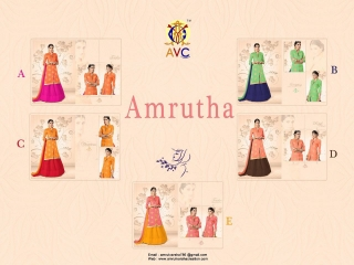 AVC AMRUTHA VOL 1 SALWAR KAMEEZ CATALOG WHOLESALE RATE (2)