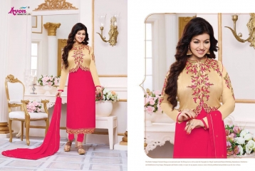 AVON TREDNZ 5000 JACKET SERIES PARTY WEAR COLLECTION WHOLESALE SUPPLIER BEST RATE BY GOSIYA EXPORTS SURAT (10)