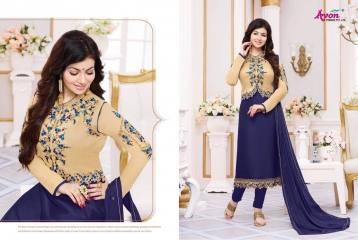 AVON TREDNZ 5000 JACKET SERIES PARTY WEAR COLLECTION WHOLESALE SUPPLIER BEST RATE BY GOSIYA EXPORTS SURAT (11)