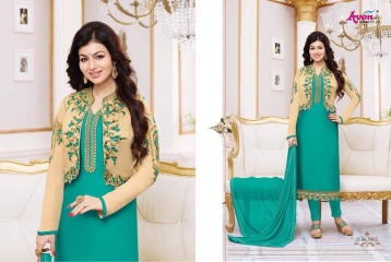 AVON TREDNZ 5000 JACKET SERIES PARTY WEAR COLLECTION WHOLESALE SUPPLIER BEST RATE BY GOSIYA EXPORTS SURAT (3)
