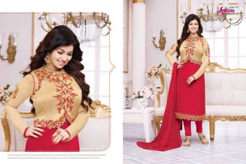 AVON TREDNZ 5000 JACKET SERIES PARTY WEAR COLLECTION WHOLESALE SUPPLIER BEST RATE BY GOSIYA EXPORTS SURAT (5)
