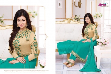 AVON TREDNZ 5000 JACKET SERIES PARTY WEAR COLLECTION WHOLESALE SUPPLIER BEST RATE BY GOSIYA EXPORTS SURAT (6)