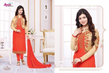 AVON TREDNZ 5000 JACKET SERIES PARTY WEAR COLLECTION WHOLESALE SUPPLIER BEST RATE BY GOSIYA EXPORTS SURAT (7)