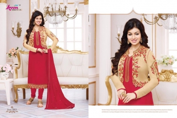 AVON TREDNZ 5000 JACKET SERIES PARTY WEAR COLLECTION WHOLESALE SUPPLIER BEST RATE BY GOSIYA EXPORTS SURAT (8)
