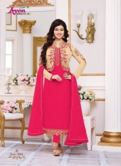 AVON TREDNZ 5000 JACKET SERIES PARTY WEAR COLLECTION WHOLESALE SUPPLIER BEST RATE BY GOSIYA EXPORTS SURAT