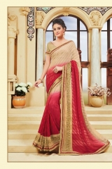 AYAN TRENDZ FUSION TADKA CATALOG FANCY DESIGNER SAREES COLLECTION WHOLESALE (10)