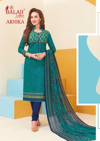 BALAJI COTTON ARNIKA VOL 8 COTTON FABRIC UNSTITCHED DRESS MATERILAS WHOLESALE DEALER BEST RATE BY GOSIYA EXPORTS SURAT (14)