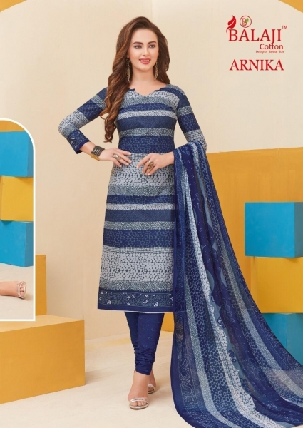 BALAJI COTTON ARNIKA VOL 8 COTTON FABRIC UNSTITCHED DRESS MATERILAS WHOLESALE DEALER BEST RATE BY GOSIYA EXPORTS SURAT (16)