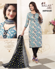 BALAJI COTTON PADMAVATI VOL 1 COTTON PRINTS CASUAL WEAR DRESS (10)