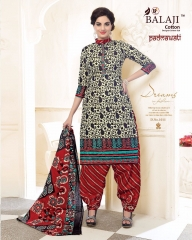 BALAJI COTTON PADMAVATI VOL 1 COTTON PRINTS CASUAL WEAR DRESS (11)