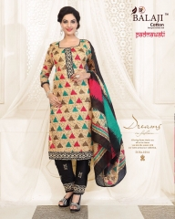 BALAJI COTTON PADMAVATI VOL 1 COTTON PRINTS CASUAL WEAR DRESS (14)