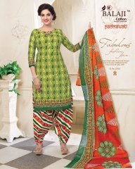 BALAJI COTTON PADMAVATI VOL 1 COTTON PRINTS CASUAL WEAR DRESS (16)