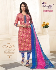 BALAJI COTTON PADMAVATI VOL 1 COTTON PRINTS CASUAL WEAR DRESS (5)