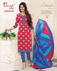 BALAJI COTTON PADMAVATI VOL 1 COTTON PRINTS CASUAL WEAR DRESS (7)
