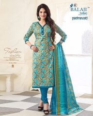 BALAJI COTTON PADMAVATI VOL 1 COTTON PRINTS CASUAL WEAR DRESS (8)