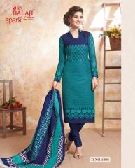 BALAJI SPARKLE VOL 7 COTTON DRESS MATERIAL WHOLESALE (8)