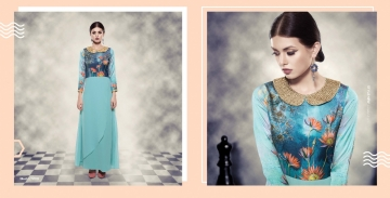 BANSI BLUSH 14 READYMADE GEORGETTE GOWNS CATALOG WHOLESALE BY GOSIYA EXPORTS (10)