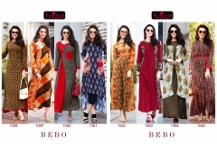 BEBO RAGGA PARTY WEAR LONG (9)