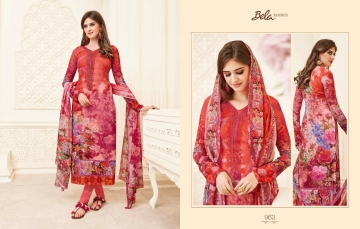 BELA FLORENCE GEORGETTE STRAIGHT SUITS WHOLESALE DEALER BEST RATE ONLINE BY GOSIYA EXPORTS SURAT INDIA (1)