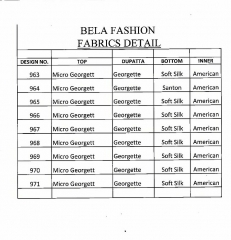BELA FLORENCE GEORGETTE STRAIGHT SUITS WHOLESALE DEALER BEST RATE ONLINE BY GOSIYA EXPORTS SURAT INDIA (10)