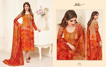 BELA FLORENCE GEORGETTE STRAIGHT SUITS WHOLESALE DEALER BEST RATE ONLINE BY GOSIYA EXPORTS SURAT INDIA (3)