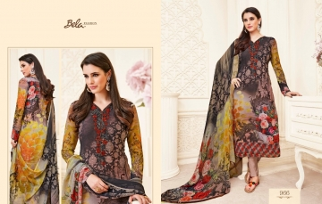 BELA FLORENCE GEORGETTE STRAIGHT SUITS WHOLESALE DEALER BEST RATE ONLINE BY GOSIYA EXPORTS SURAT INDIA (4)