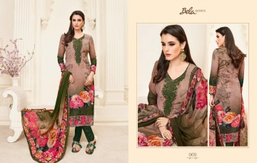BELA FLORENCE GEORGETTE STRAIGHT SUITS WHOLESALE DEALER BEST RATE ONLINE BY GOSIYA EXPORTS SURAT INDIA (7)