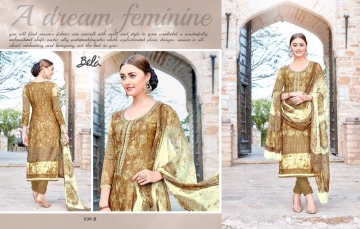 BELA NAAZ VOL 1 COTTON LAWN SATIN DRESSS MATERIAL AT WHOLESALE PRICE AT GOSIYA EXPORTS (13)