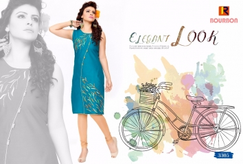 BOURNBORN DESIGNER COTTON KURTIS BY RAASHI AVAILABLE IN WHOLESALE BEST RATES BY GOSIYA EXPORTS (1)