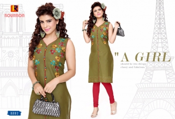 BOURNBORN DESIGNER COTTON KURTIS BY RAASHI AVAILABLE IN WHOLESALE BEST RATES BY GOSIYA EXPORTS (11)