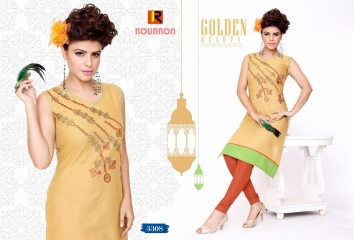 BOURNBORN DESIGNER COTTON KURTIS BY RAASHI AVAILABLE IN WHOLESALE BEST RATES BY GOSIYA EXPORTS (14)